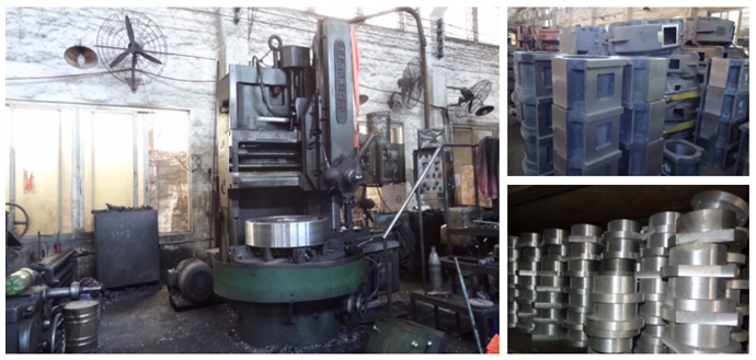 Taiwan two roll mill